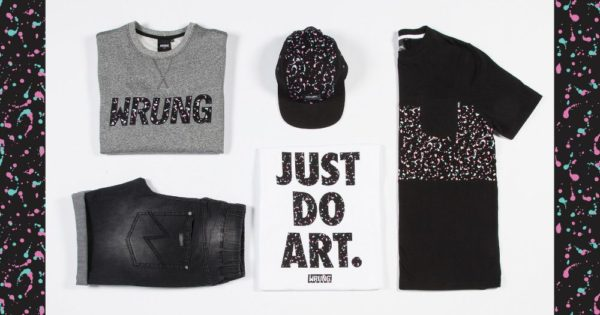 Lookbook Wrung just do art Printemps Eté 2016