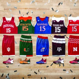 Maillot Basket 2016 March Madness