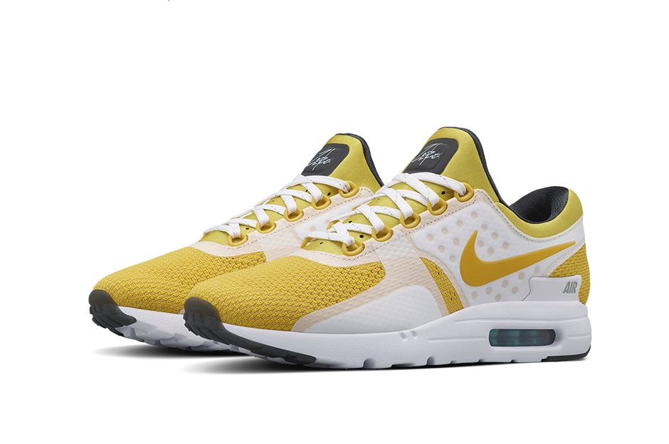 Nike Air Max Zero Yellow 789695-100