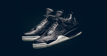 Air Jordan 4 Premium Pony Hair 819139-010