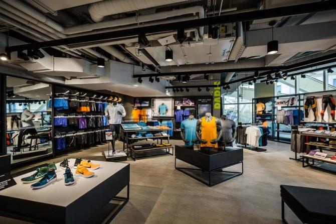 Espace Running Nike Store 75001 Paris
