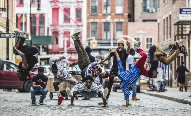 Exposition Street Danse Manufacture 111 - Credit Photo Little Shao