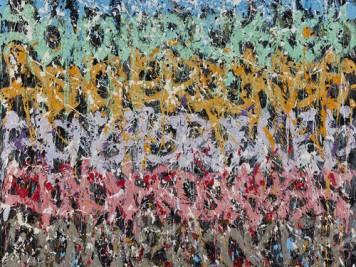 JonOne Exposition Galerie Rabouan moussion
