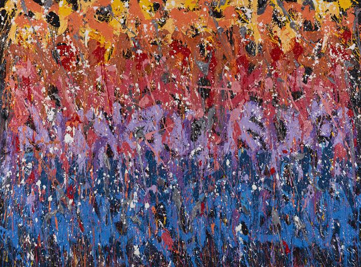 JonOne_Exposition_Peinture_Huile