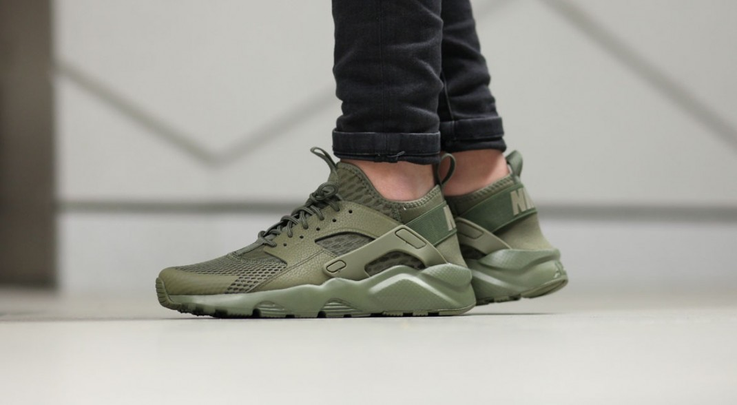Nike Air Huarache Ultra Breathe Olive