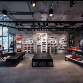 Nike Store Forum des Halles Paris