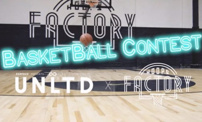 Tournoi de Basketball UNLTD x Hoops Factory