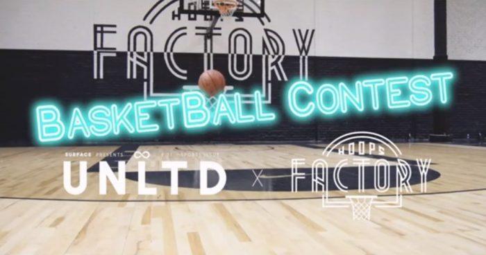Tournoi de Basketball UNLTD x Hoops Factory