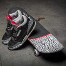 Air Jordan 3 Skateboard Globe X JORDAN HEADS BROOKLYN