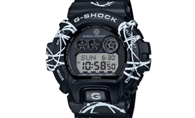 Casio G-Shock Futura 2000