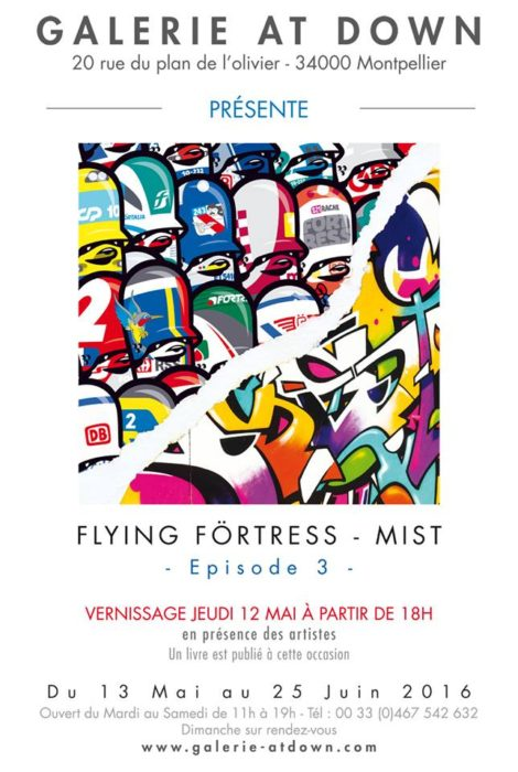 Exposition MIST FLYING FORTRESS Episode 3