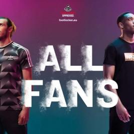 Foot Locker Collection All Fans avec Gareth Bale et Anthony Martial