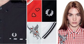 Fred Perry Amy Winehouse