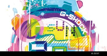 GShock Urban Art