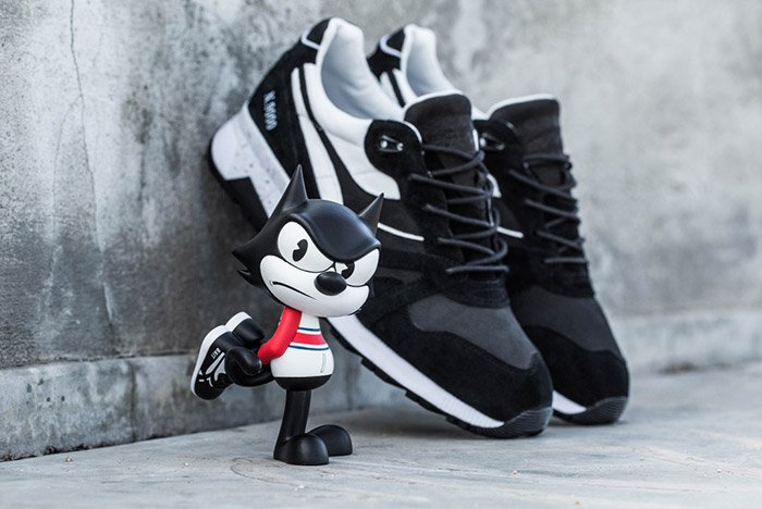 "BAIT x DreamWorks x Diadora N9000 ""Felix The Cat"""