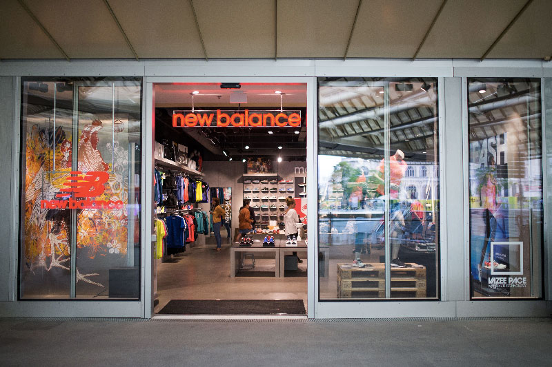 new balance shop paris