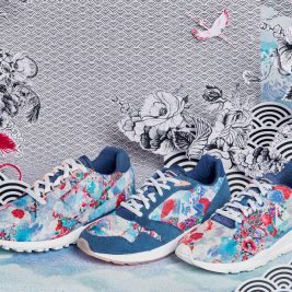 Collection Clémentine Henrion Le coq sportif