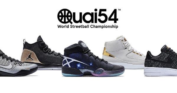 QUAI 54 2016 Sneakers Collection