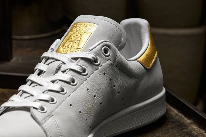 Stan Smith 999 Gold Leaf
