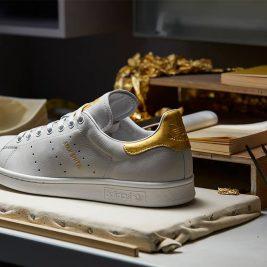adidas Stan Smith 999 Gold