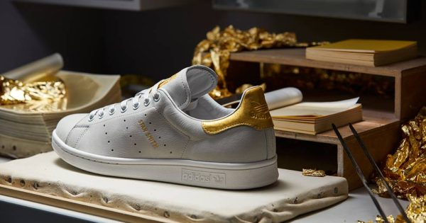 adidas Stan Smith 999 Gold