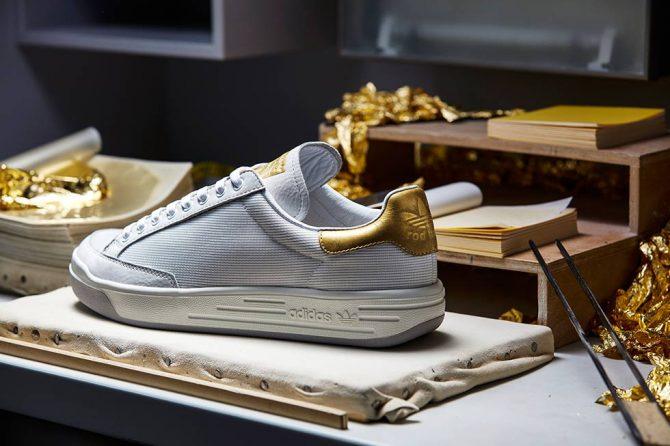 adidas rod laver Gold Leaf