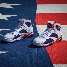 Basket Air Jordan 7 Olympic Alternate