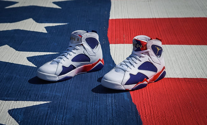 Basket Air Jordan 7 Olympic Alternate