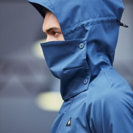 Le Coq Sportif parka Marathon Collection Stadium