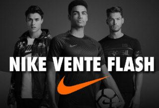 Nike Vente Flash: -20% sur les produits en promos