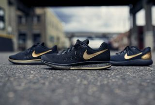 "Nike ""Black & Gold"" Pack"