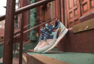 "Ronnie Fieg x Diadora Intrepid ""Seoul To Rio"""