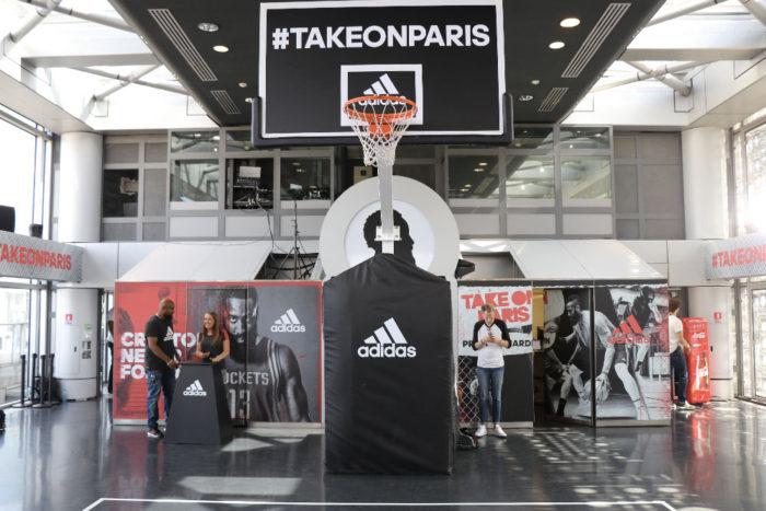 Take On Paris - James-Harden