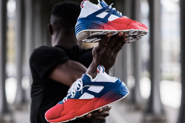 Sneakerness X Puma Paris Patriot Pack
