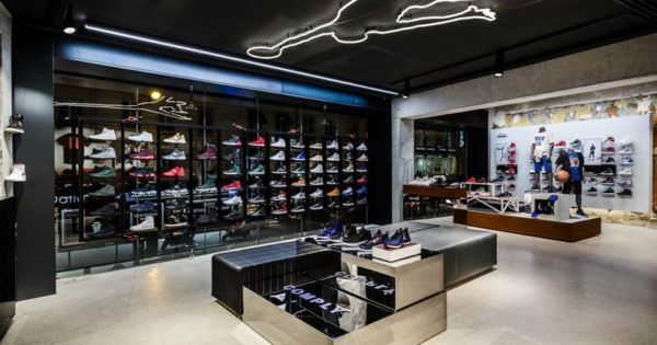 boutique jordan bastille paris