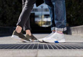 Le Coq Sportif lance la sneaker Omicron