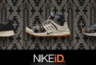 NIKEiD X Pendleton Collection 2016