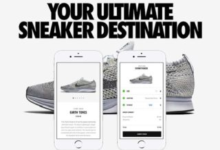 "Nike Lance ""Your Ultimate Sneaker Destination"""