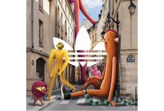 adidas Originals ouvre son nouveau flahship parisien