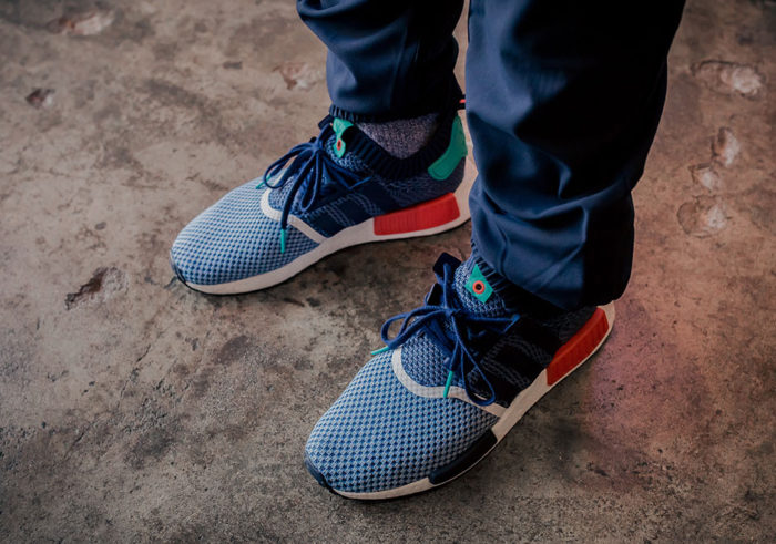 adidas nmd R1 Primeknit Packer Shoes
