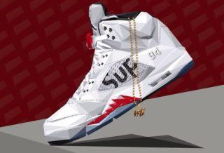 Apéro Sneakers : Les Baskets dans l'art graphique