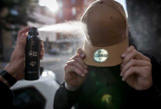 New Era collabore avec Crep Protect