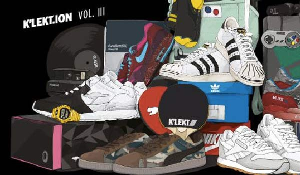 Klekt : achat, vente et échange de sneakers