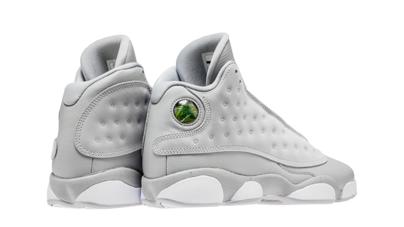 Air Jordan 13 GS Wolf Grey - 439358-018
