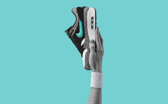 Nike Air Max 1 Atmos Elephant_66576