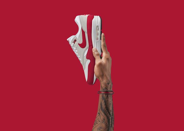 Nike Air Max 1 OG Red_66575