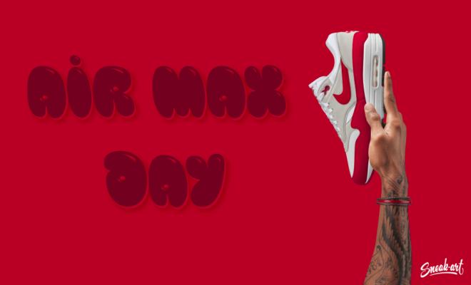 Nike Air Max Day 2017 - Sneakart