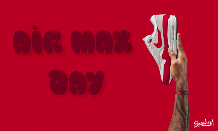 Nike Air Max Day 2017 - Sneakart