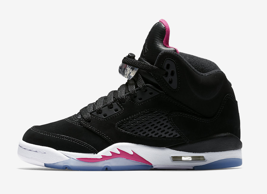 air jordan 5 deadly pink - 440892-029