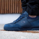 Basket Lacoste Missouri G117 1 LEATHER NAVY 2